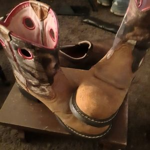 Ariat, Steel toed Boot